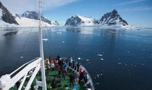 Antarctic Peninsula Best places to cruise/sail