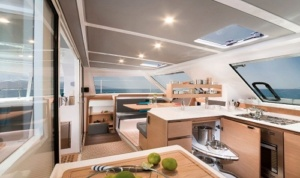 Interior Catamaran Reviews