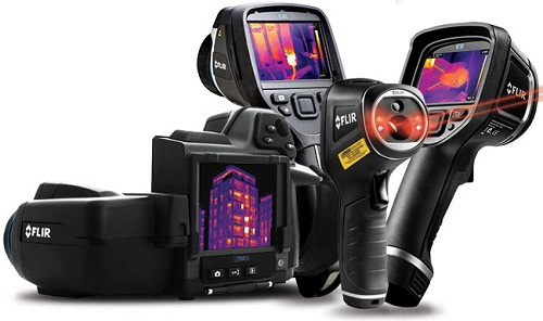 M400 Thermal Camera Features