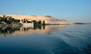 Nile River cruise/sail