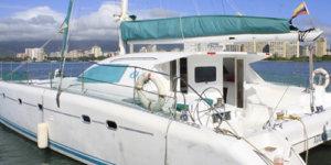 Multi-Hull Boat